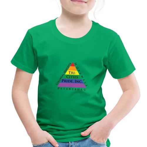 TCP NEW LOGO TRANSPARENT - Toddler Premium T-Shirt