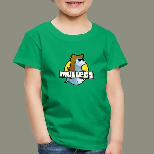 mullets logo - Toddler Premium T-Shirt