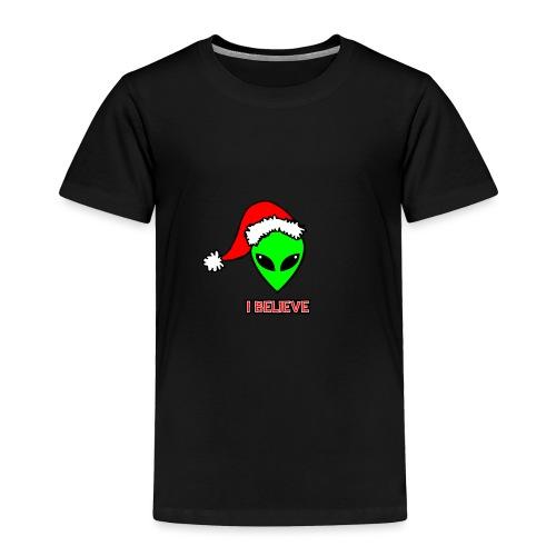 Santa Alien - Toddler Premium T-Shirt