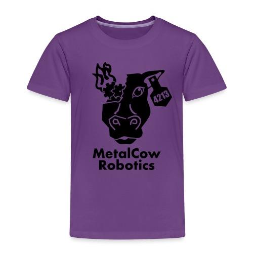 MetalCow Solid - Toddler Premium T-Shirt