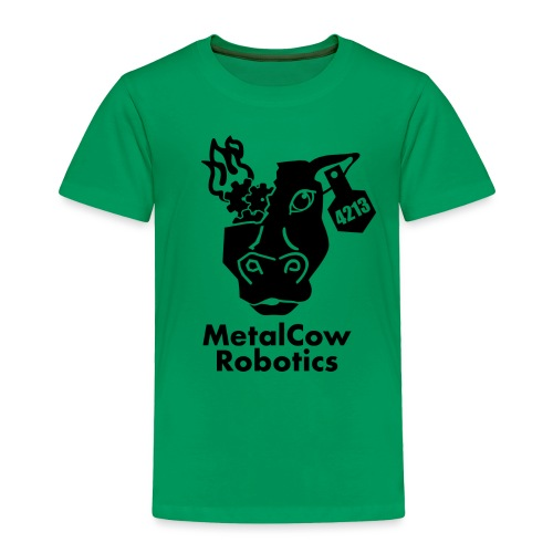 MetalCow Solid - Toddler Premium T-Shirt