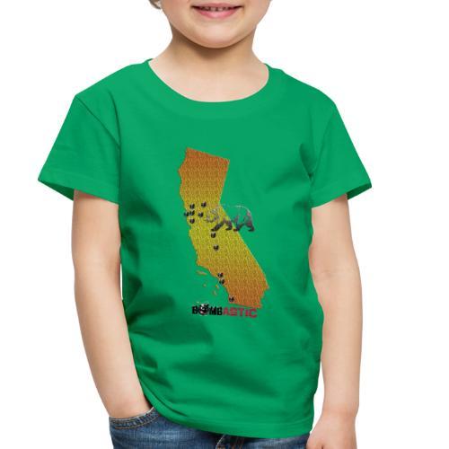 Golden State - Toddler Premium T-Shirt