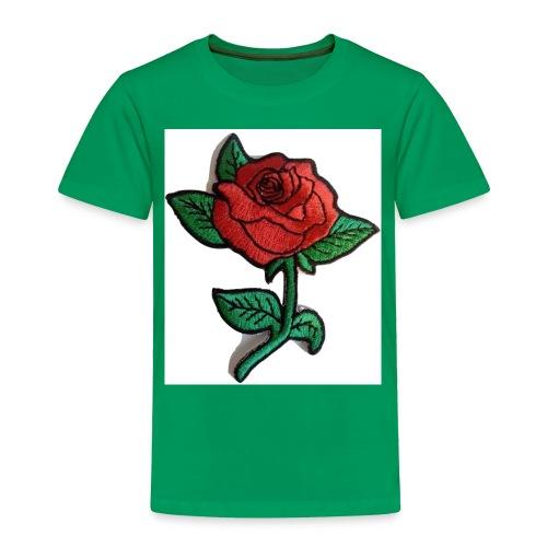 t-shirt roses clothing🌷 - Toddler Premium T-Shirt