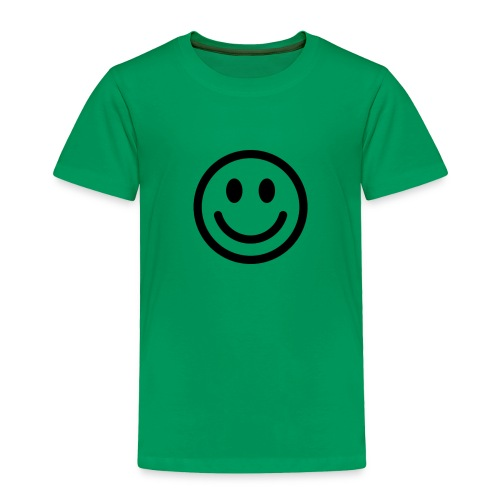 smile dude t-shirt kids 4-6 - Toddler Premium T-Shirt