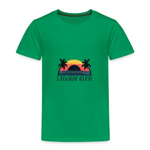 Palms Sunset - Toddler Premium T-Shirt