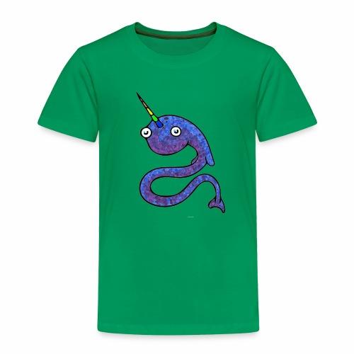 noodle narwal - Toddler Premium T-Shirt