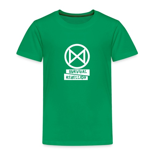 Extinction Rebellion - Toddler Premium T-Shirt