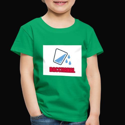 Bacchanal & Water - Toddler Premium T-Shirt