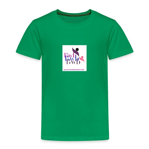 Black Women in Business - Toddler Premium T-Shirt