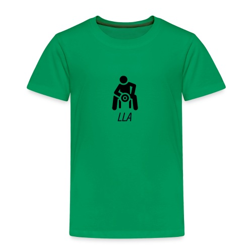 LLA tee - Toddler Premium T-Shirt