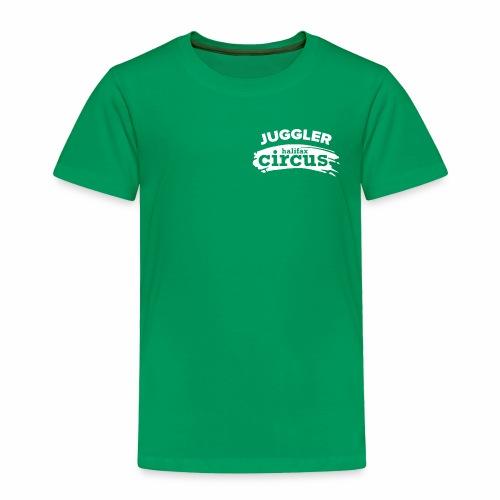 Juggler Shirt - Toddler Premium T-Shirt