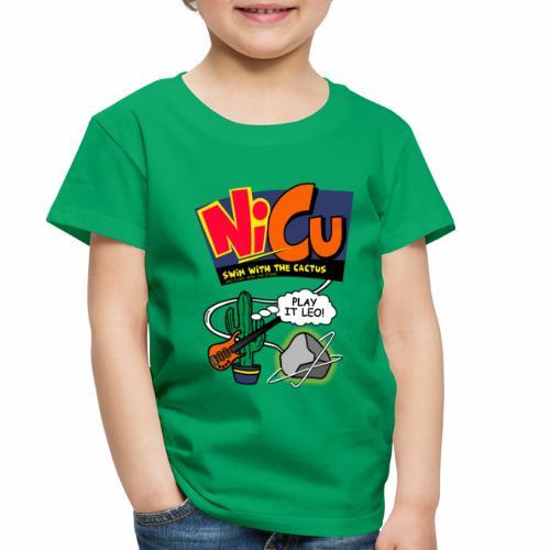 NiCU - Toddler Premium T-Shirt