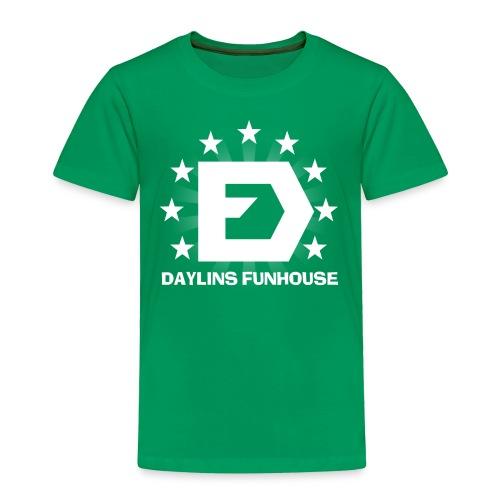 DF Classic Logo - Toddler Premium T-Shirt
