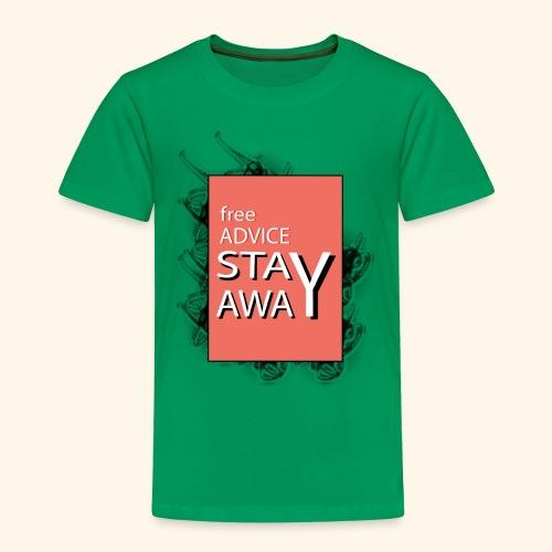 free advice - Toddler Premium T-Shirt