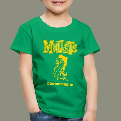 Mullets Color Series - Toddler Premium T-Shirt
