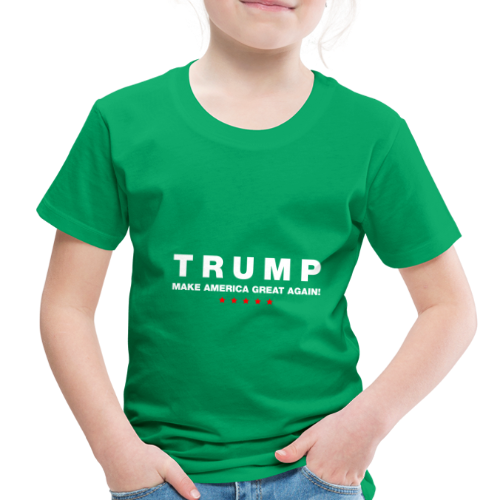 Official Trump 2016 - Toddler Premium T-Shirt