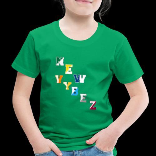 NewVybez - Toddler Premium T-Shirt