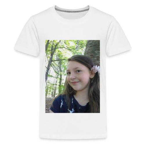 The meowjical caticorns shirt - Kids' Premium T-Shirt