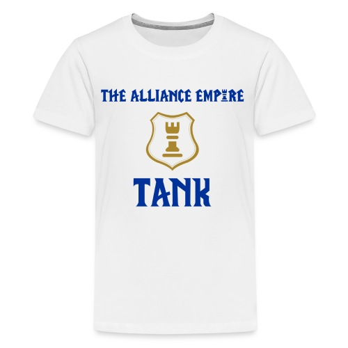 Empire Tank - Kids' Premium T-Shirt