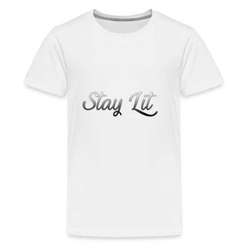 Stay Lit - Kids' Premium T-Shirt