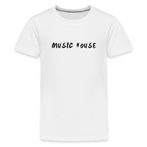 Music House - Kids' Premium T-Shirt