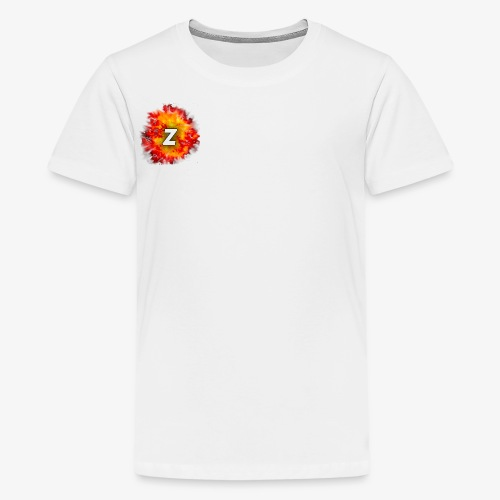 Zacksity V2 - Kids' Premium T-Shirt