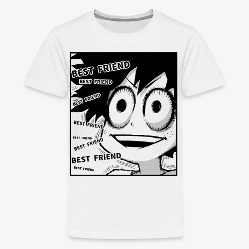 ANIME MEME Best Friend (Boku No Hero Academia) - Kids' Premium T-Shirt