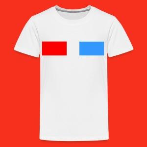 3D Glasses - Kids' Premium T-Shirt