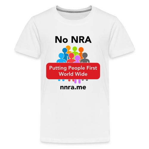 No to the NRA - Kids' Premium T-Shirt