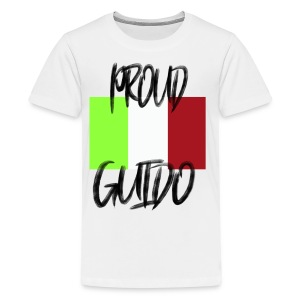 PROUD GUIDO - Kids' Premium T-Shirt