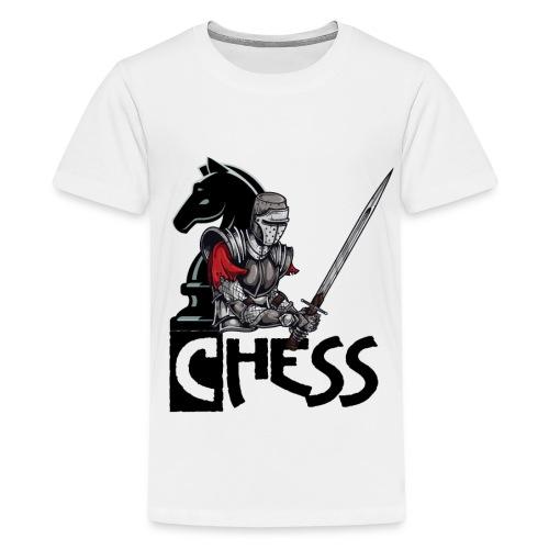 The Chess War - Kids' Premium T-Shirt