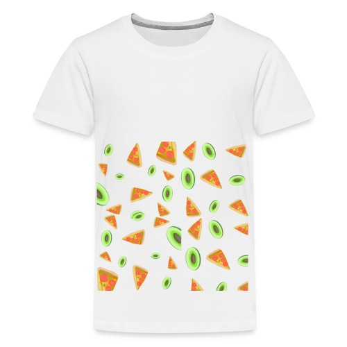 The PizzaCados - Kids' Premium T-Shirt