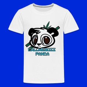 CallMeBossPanda - Kids' Premium T-Shirt