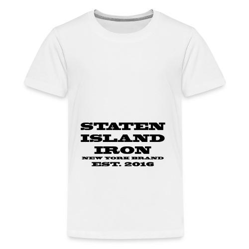 SIIRONBRAND2 - Kids' Premium T-Shirt