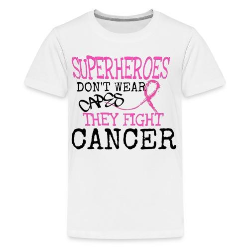 Breast Cancer Awareness - Kids' Premium T-Shirt