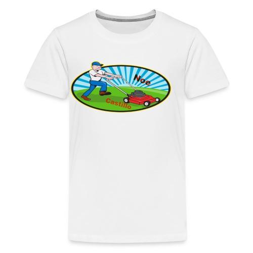 Landscaping - Kids' Premium T-Shirt