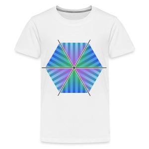 Hexagon of Eternality - Kids' Premium T-Shirt