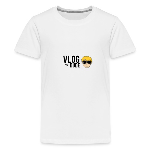 VLOG DUDE - Kids' Premium T-Shirt