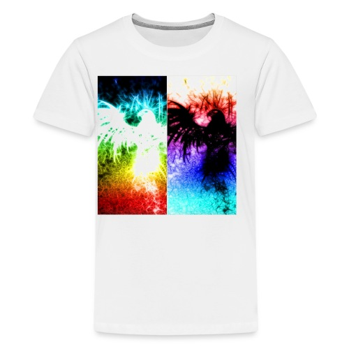 Birds of color - Kids' Premium T-Shirt