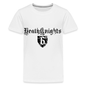 Deathknight6Shieldshirt - Kids' Premium T-Shirt