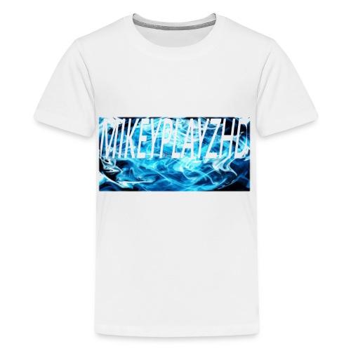mikeyplayzhd - Kids' Premium T-Shirt
