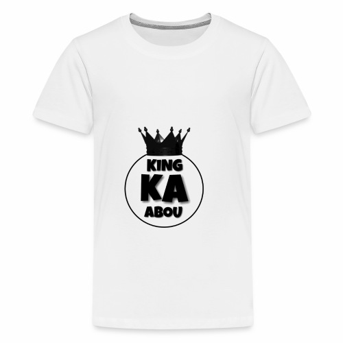 king abou merch - Kids' Premium T-Shirt