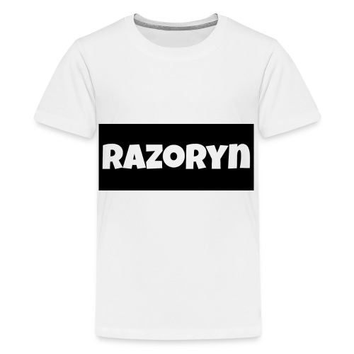 Razoryn Plain Shirt - Kids' Premium T-Shirt