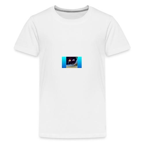 jack in spaceack space - Kids' Premium T-Shirt