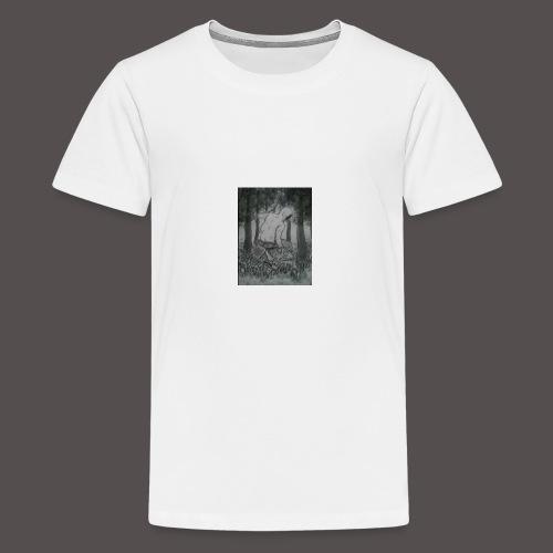 Ninja Forest - Kids' Premium T-Shirt