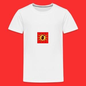RED-WARRIORS - Kids' Premium T-Shirt