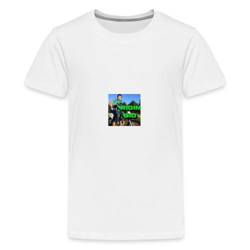 Ridin' Gio - Kids' Premium T-Shirt