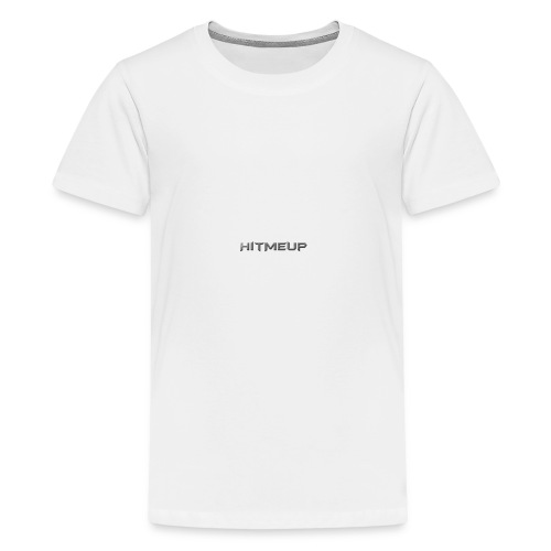 HitMeUp - Single - Kids' Premium T-Shirt