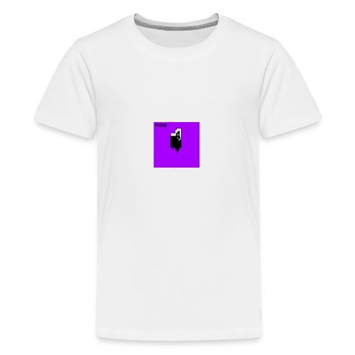 Pixel Night City - Kids' Premium T-Shirt