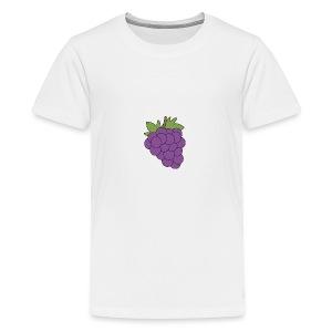 Grapies - Kids' Premium T-Shirt